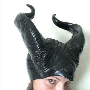 Maleficent headpiece costume